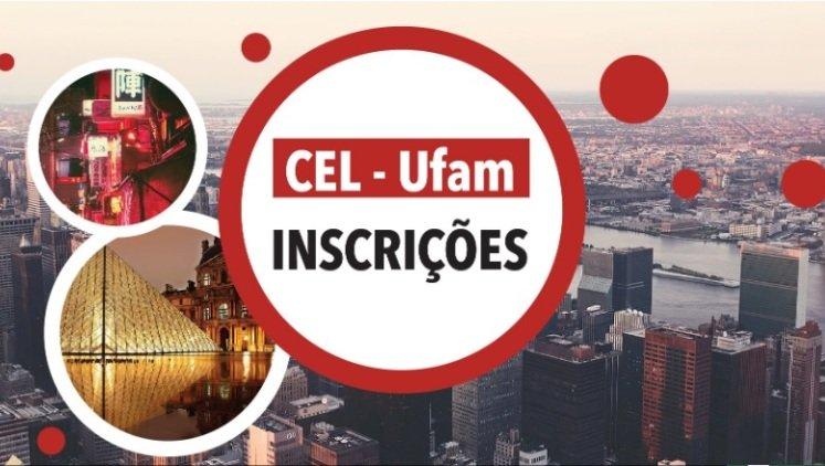 Projeto CEL abre vagas para cursos de idiomas, proficiências e redação. Inscrições ocorrem entre os dias 3 e 28 de fevereiro de 2020