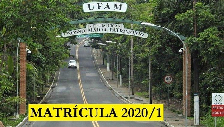 A matrícula para o semestre letivo 2020/1 ocorre em fevereiro